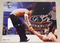 JEFF Hardy Signed TNA Wrestling 8x10 photo - WWE WWF Champion Action