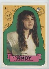 1985 Topps The Goonies Stickers #8 Andy Non-Sports Card 0k0