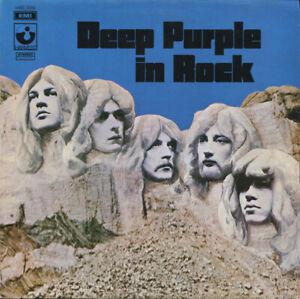 """Deep Purple – In Rock - Vinyl 12"""" LP 33 giri - 1980 Near Mint"""