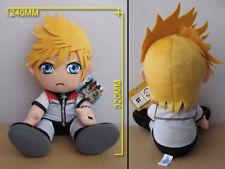 """RARE 12"""" Kingdom Hearts ROXAS Plush (KHPL) Stuffed Doll KMPL1300"""