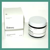 THE ORDINARY 100% Niacinamide Powder 20g Topical Blemishes Sebum Full Size New