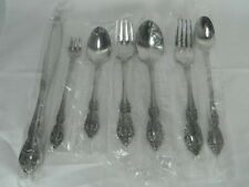 7 PC ONEIDA DISTINCTION DELUXE HH **RAPHAEL** SERVICE FOR ONE-STAINLESS-NIP
