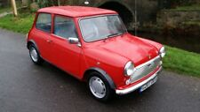 Classic Mini restoration and Sales in Lancashire.