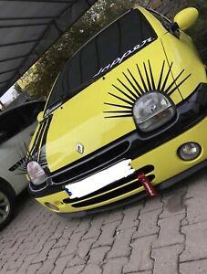 Renault Twingo R FRONT SPOILER LIP Euro Spoiler Lip Universal