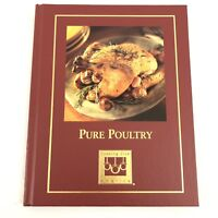 Cooking Club Of America Pure Poultry Hardback Cookbook