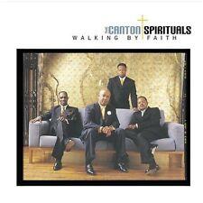 THE CANTON SPIRITUALS - WALKING BY FAITH (NEW CD)