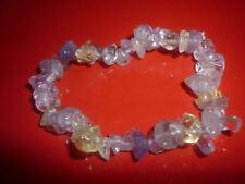 cristalloterapia BRACCIALE braccialetto AMETRINO cristallo pietra curatrice zen
