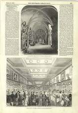 1845 Easter Monday Tower Of London Zoological Gallery British Museum