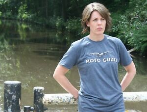 Classic Moto Guzzi Grey 'Only One Neutral' Unisex T Shirt Ideal Gift