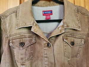 Westport Woman Denim Jacket Size 18/20