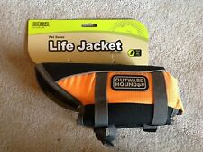 Pet Saver Life Jacket by Outward Hound - Orange Size X-Small for Dogs 11-18 lbs.