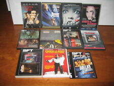 11 diverse DVD