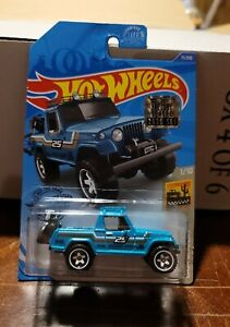 2020 HOT WHEELS Factory Sealed '67 Jeepster Commando Not The Super Treasure Hunt