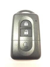Replacement 2 button case for Nissan Micra Qashqi Xtrail keyless entry remote