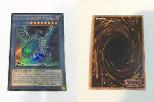 [Yu-Gi-Oh!] Drago Chaos MASSIMO Occhi Blu ITA, NM/MT