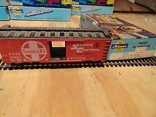 Ho toy train car Athearn Santa Fe Boxcar