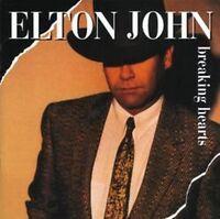 Elton John - Breaking Hearts (NEW CD)