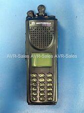 Motorola XTS3000 Programmable 800MHz Handie-Talkie Radio H09UCH9PW7BN