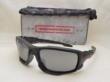 Oakley SI BALLISTIC SHOCKTUBE (OO9329-05 61) Matte Black with Black Iridium Lens