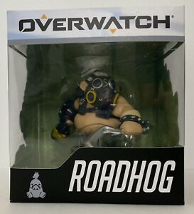 Cute But Deadly Blizzard Overwatch: Roadhog Action Figure - New NIP