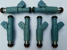Jeep UPGRADE 87-98 Set of 6 BOSCH FUEL INJECTORS 24LB EV1 4 HOLE 4.0L 0280155715
