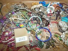 15 Pound 8 Ounce Box Assorted Jewelry