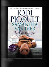 JODI PICOULT & S. VAN LEER---Between the Lines---ADVANCE READER COPY-PB-2012