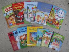 Konvolut 11 Kinderbücher (2-5 Jahre) Lernbuch Bilderbücher Kinderliederbuch