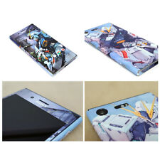 POP SKIN Elaborate Skin Decal Sticker For Sony Xperia XZ Premium - Gundam Design
