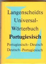 Langenscheidts Universal-Wörterbuch Portugiesisch