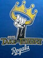 KC Royals 2015 Tshirt Kansas City World Series Champions Shirt
