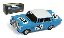 IXO GTM086 Mercedes-Benz 300SE #102 (W111) Winner 24h Spa 1964 - 1/43 Scale