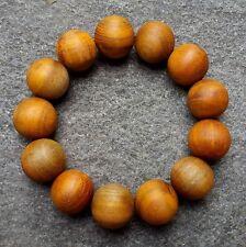 18 MM Sappan Wood Bracelet 13 Beads Kayu Secang