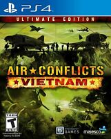 Air Conflicts Vietnam Ultimate Edition Playstation 4 PS4 **FREE UK POSTAGE!!**