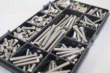 Acero Inoxidable M4 Kit de fijación (pernos, tornillos, tuercas y arandelas. 475 Piezas)