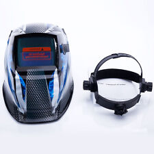 Auto Darkening Pro Solar Mask Welding Helmet Surveillance Protective Gear Racer