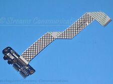 Toshiba Qosmio X770 X775 X770-107 Laptop Audio / Usb Port Board w/ Ribbon Cable