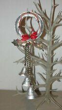 Vintage Handmade Christmas Bell Decoration