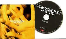 Porcupine Tree 1trk CARD SLEEVE PROMO CD Time Flies [EDIT] Steven Wilson