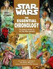 Star Wars: The Essential Chronology by Daniel Wallace and Kevin J. Anderson...