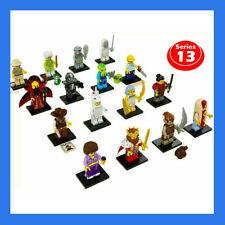 LEGO 71008 OMINI MINIFIGURES OMINI ORIGINALI - SERIE 13 - SCEGLI IL PERSONAGGIO