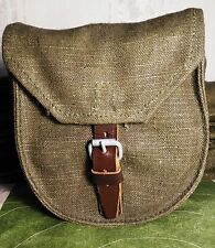 The original pouch PPSH-41 , to be worn on a belt. THE USSR.