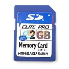 2 GB ad alta velocità SD Secure Digital Memory Card 2G 2 GB OZ