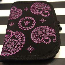 Anna Sui Travel  Organizer zip pouch case  NEW GWP