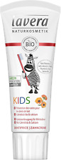 Dentifrice Kids sans Fluor Sans Colorants Vegan Cosmétique bio 100% naturel 75ml