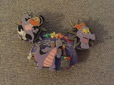 "2006 Disney Pin Figment Jumbo Celebrating 50 Years ""One Little Spark"" Le750"