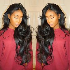 Cici Collection 360 Lace Frontal Wig 180% Density Full Lace Human Hair Wigs