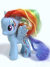 "My Little Pony G4 ""RAINBOW DASH"" (Pony Singles, wave I 2010) VGUC 3"" (A)"