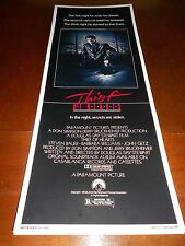 THIEF OF HEARTS (1984) STEVEN BAUER INSERT POSTER LOT OF THREE NICE!