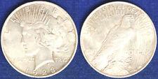 STATI UNITI/USA 1 DOLLARO  ARGENTO PACE PEACE 1923 #4693